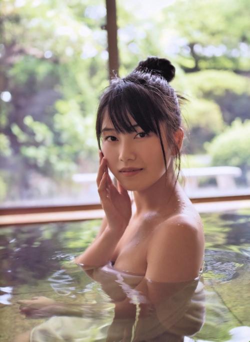 横山由依の水着&入浴シーンの新作DVDに期待の声 「これはエロい」
