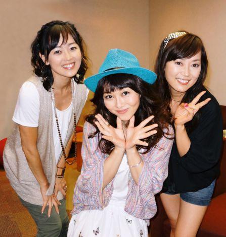 風間三姉妹、「最初で最後」のコンサートを今夏開催