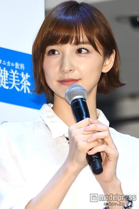 篠田麻里子(28) 後藤騎手の自殺にショック 「胸が痛む」