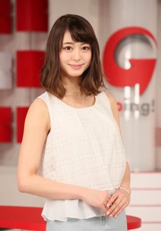 アイドリング!!!の大川藍、日本テレビ系「Going! Sports&News」土曜日のお天気キャスターに就任