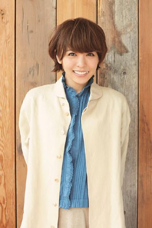 人気声優の豊崎愛生さんがテレ東のお天気お姉さんに「素敵な1日になるように背中が押せたら」