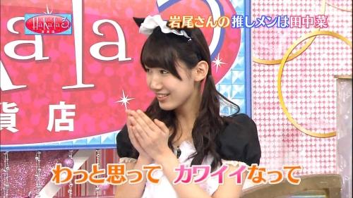 田中菜津美、小林よしのりとフット岩尾をメイド姿で悩殺 「太ヲタが2人もついた!」