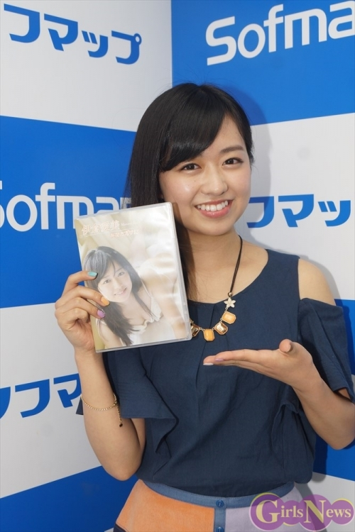 黒髪キュートな女優 伊倉愛美がイメージDVD、セクシーシーンも頑張りました