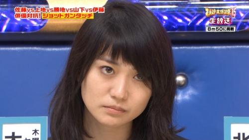 放送事故レベル!?大島優子はなぜバラエティで出演者をニラみ続けた?