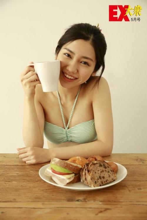 腹筋少女田野優花ちゃんのグラビア適性が思いの外高くてかわいい