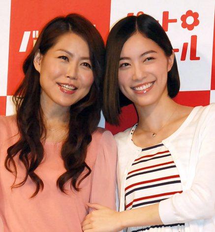 SKE松井珠理奈(18)、CMで母親と夢の共演「夢以上のことがかなった」