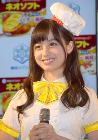 橋本環奈、女子力アップに意欲「料理ができるようになりたい」