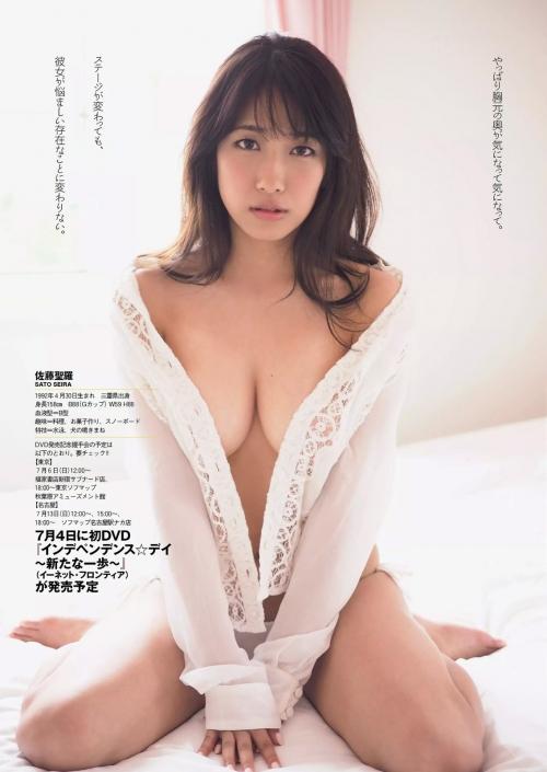 元SKE48の佐藤聖羅、過去に枕営業 ギリギリまで行ったことがあると告白!
