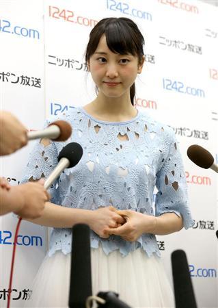 松井玲奈、SKE卒業で恋愛解禁も「恋は別にいい。恋よりは友達がほしいです」