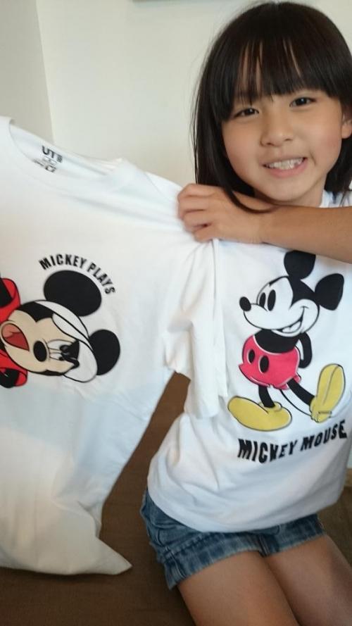 ショートパンツ姿の可愛い小学4年生の女の子 丸本凛