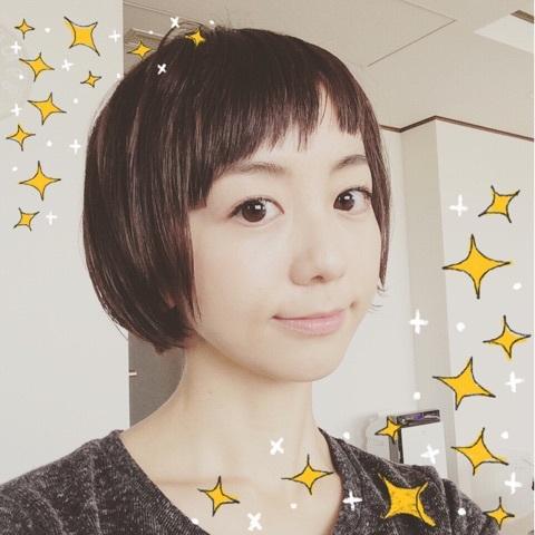【画像あり】タレントの福田萌さん(30)がますますショートカットに