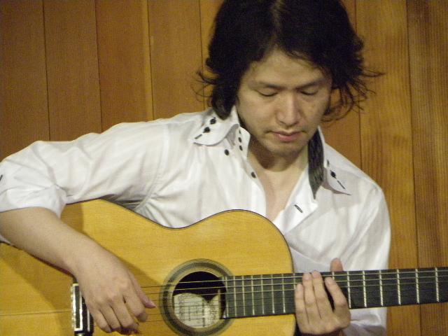 國松竜次ギターリサイタル! - ...