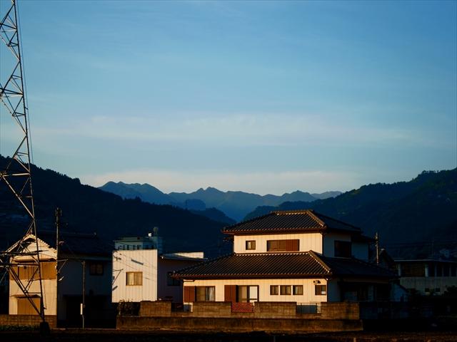 町から剣山