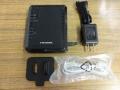 無線LANルーターWN-G300R3(付属品一式)