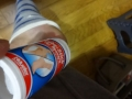 腰痛対策でかかと割れる(2)