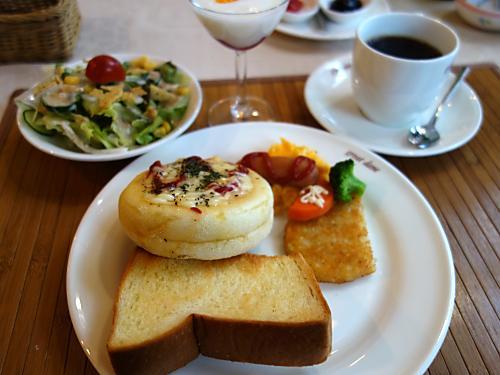 グレードデンの朝食