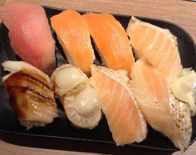 菜の庵 お寿司
