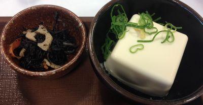 ゼンショーHD 健康セット(豆腐とひじき)