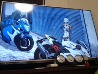アニメ デュラララ GSX1300R
