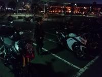 GSX1300R 桜夜走り