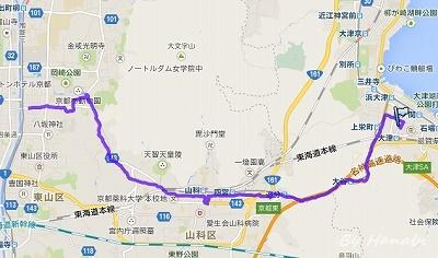 京の七口シリーズ⑥粟田口