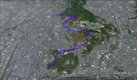 京都一周トレイル・伏見深草ルート(GE)