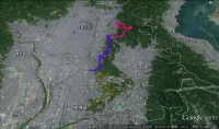 京都一周トレイル・伏見深草~銀閣