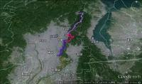 京都一周トレイル伏見深草~大原