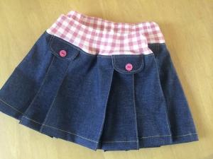 muniプリーツ風スカート110&130②