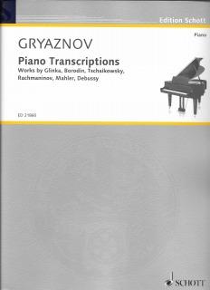 Gfyaznov TranscriptionsBlog
