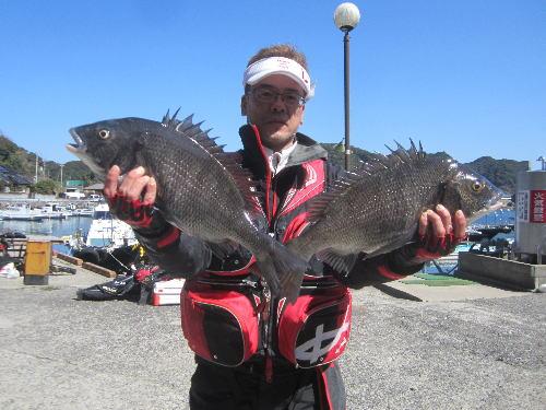 黒鯛祭15-8