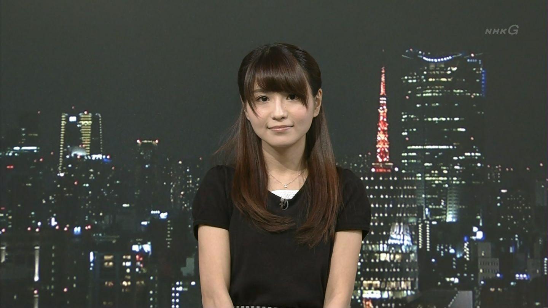 佐藤とA氏と警察沙汰になった翌日にNHK「ニュース7」に出演した岡村真美子