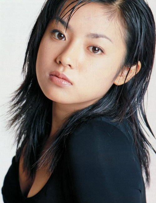 デビューした頃の深田恭子