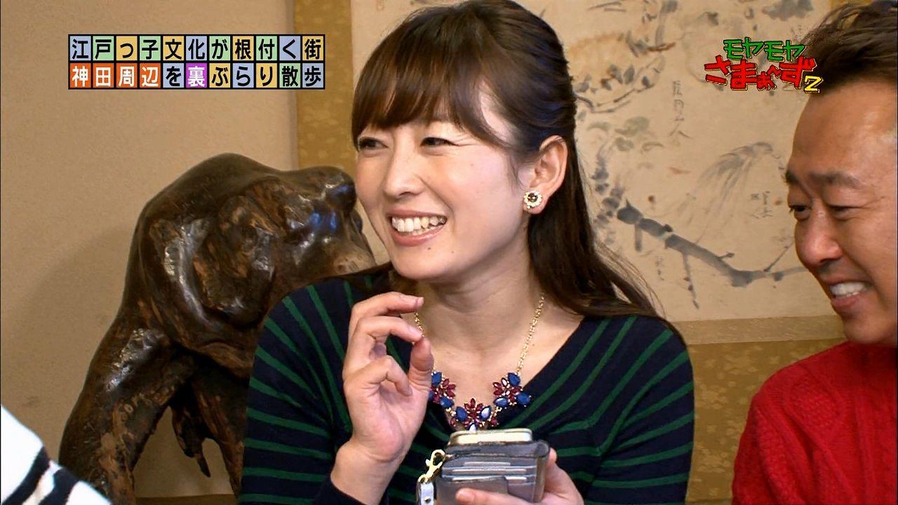 テレ東「モヤモヤさまぁ~ず2」の狩野恵里アナ