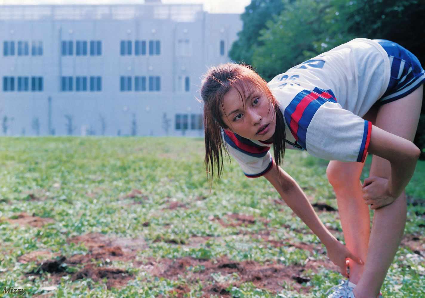 若い頃の米倉涼子