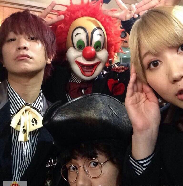 SEKAI NO OWARIのメンバー画像