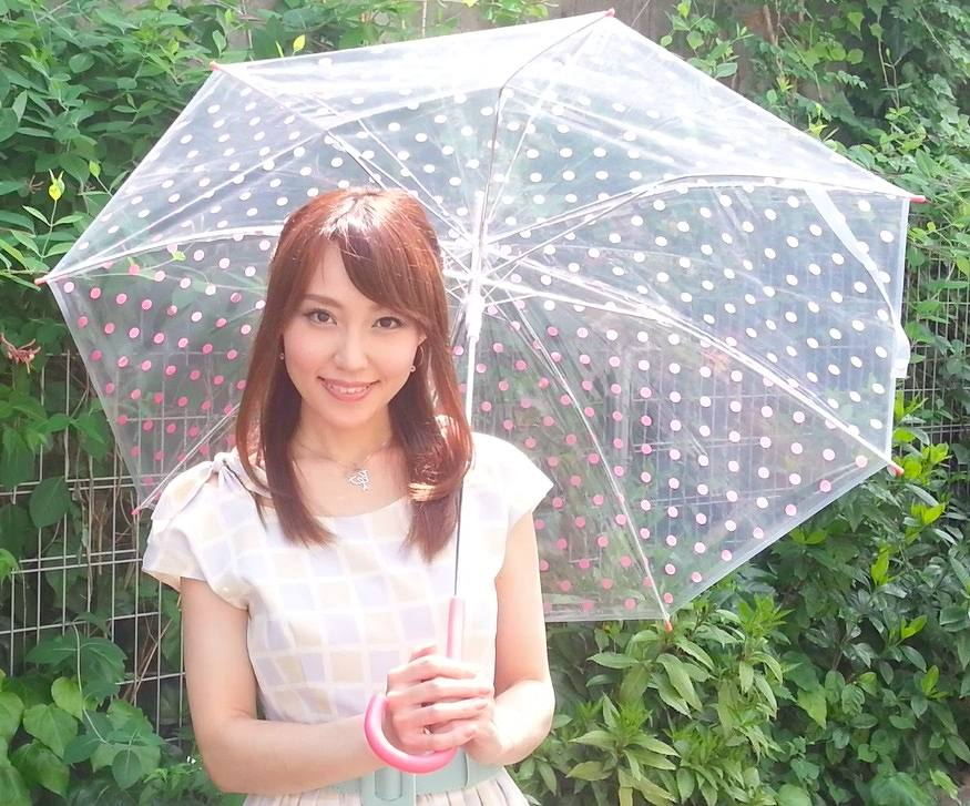 気象予報士の中川祐子