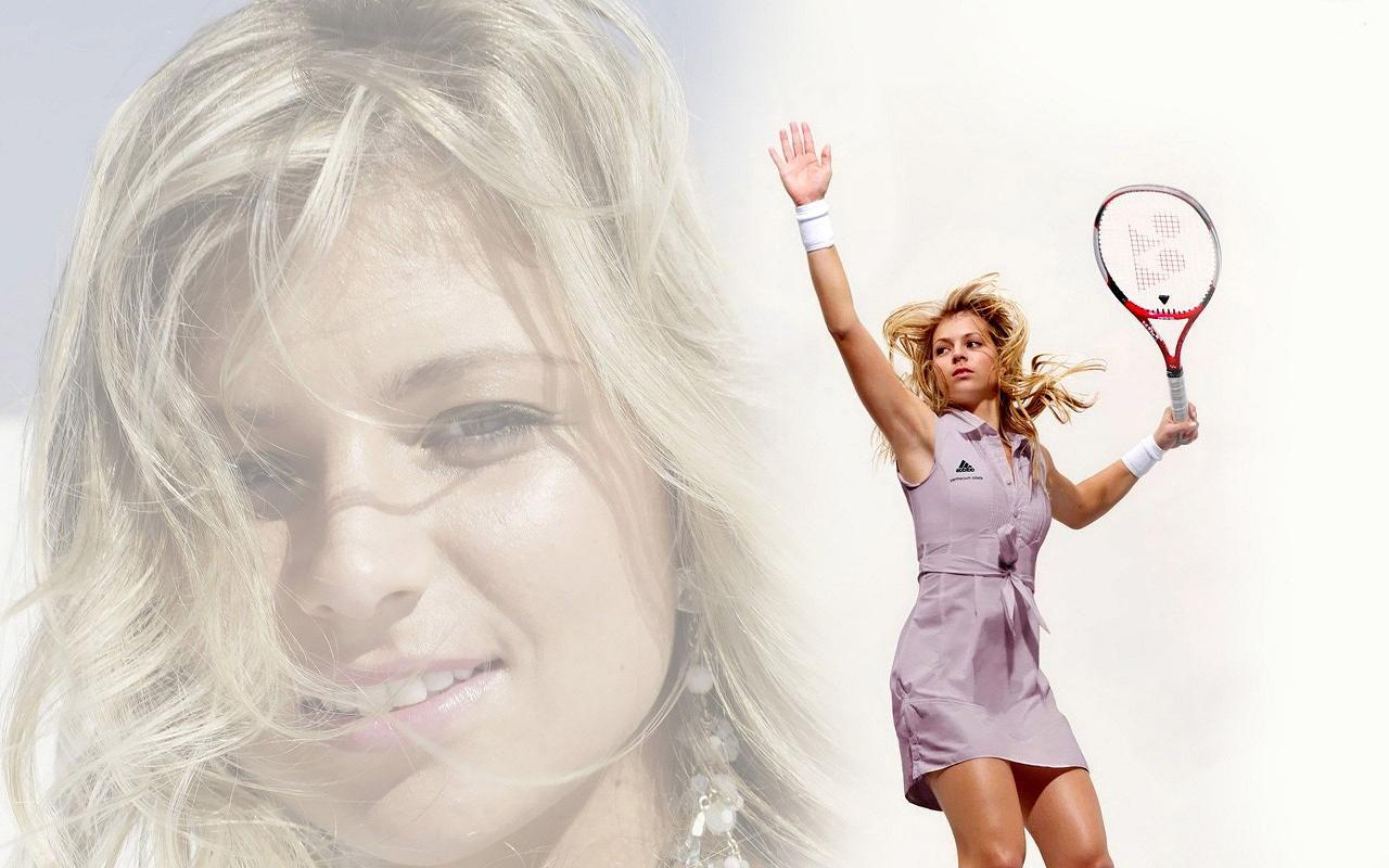 女子テニスプレーヤーのマリア・キリレンコ