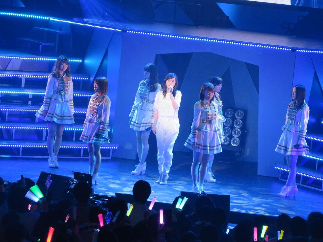 AKB48リクエストアワーに一夜限りで復帰した前田敦子