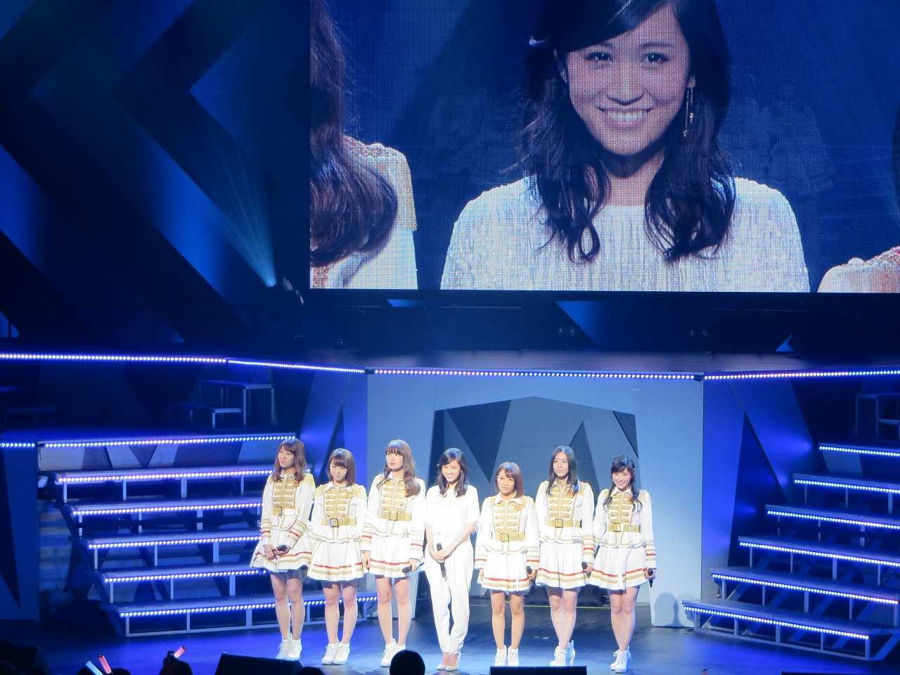 AKB48リクアワに一夜限りで復帰した前田敦子