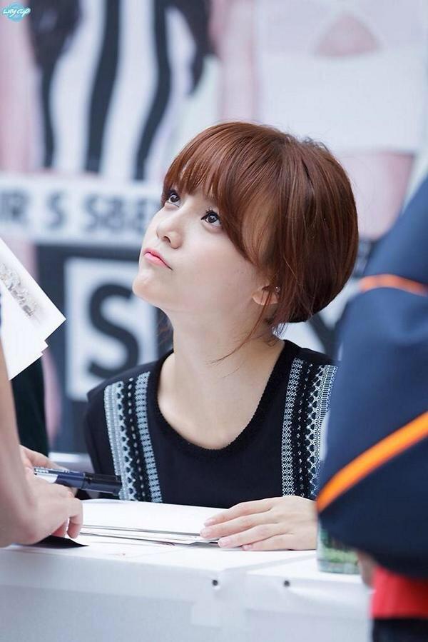 韓国のアイドル、AOAのジミンちゃん