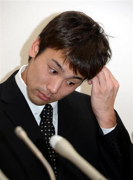 水泳の冨田尚弥選手