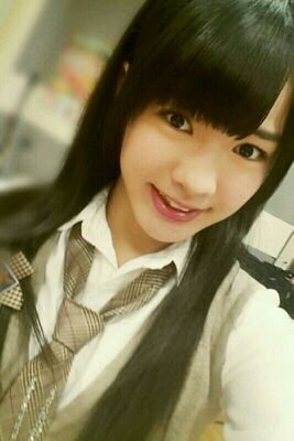 NMB48の中野麗来