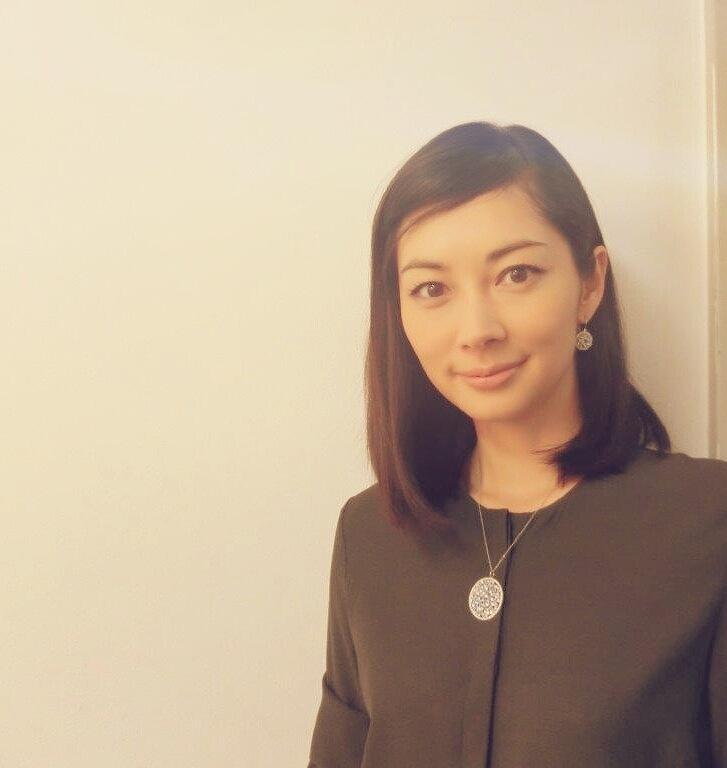 37歳になった伊東美咲の顔