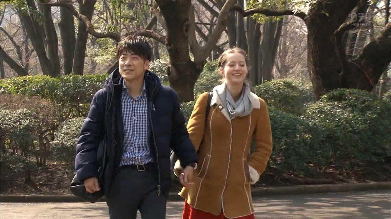 日テレ「好きになった人12」でデートする春香クリスティーンと放送作家の山際良樹
