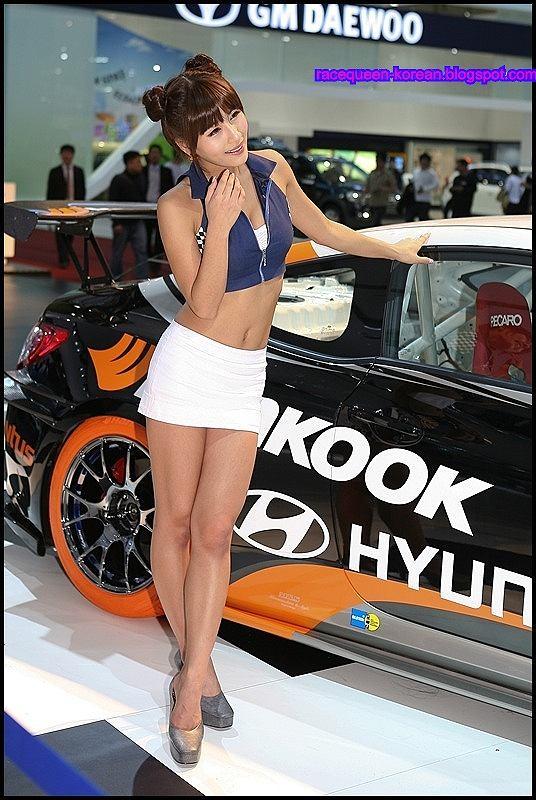 セクシーすぎる韓国のコンパニオン
