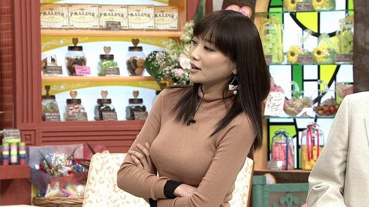 「ごきげんよう」に出演した佐藤江梨子の横乳
