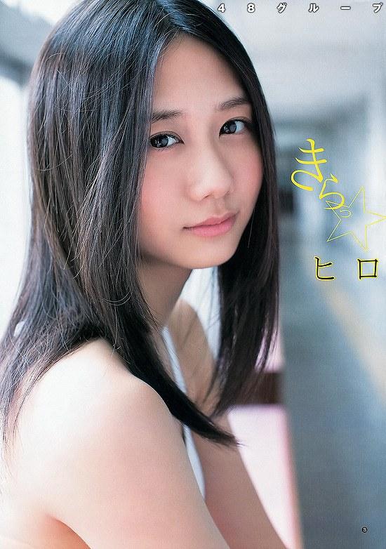 SKE48の古畑奈和