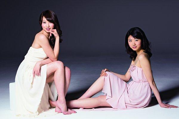 ミス東大の藤澤季美歌と準ミス日本の秋山果穂