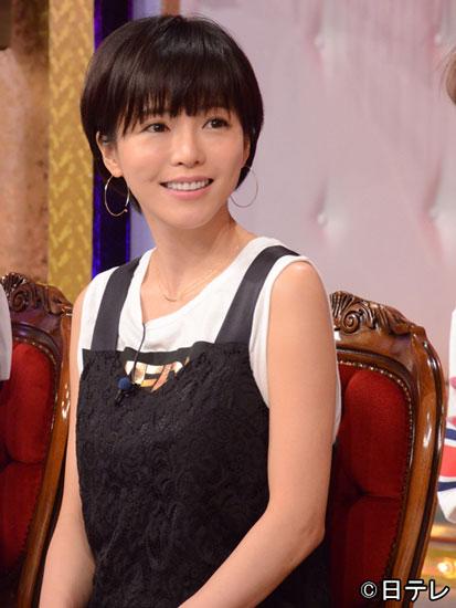 「今夜くらべてみました」に出演した釈由美子
